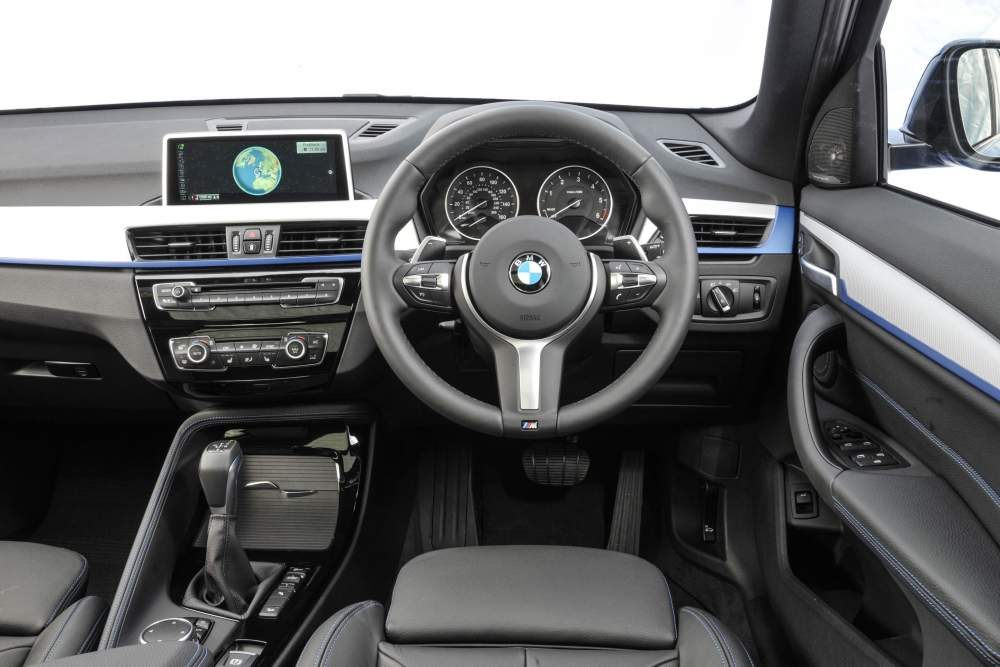 BMW X1 xDrive Interior