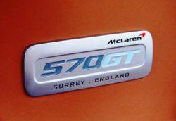 McLaren 570GT - McLPR 05
