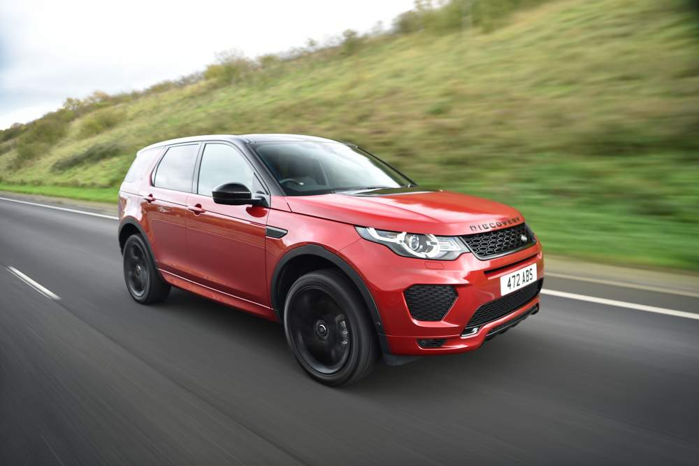 Land Rover Discovery Sport Review