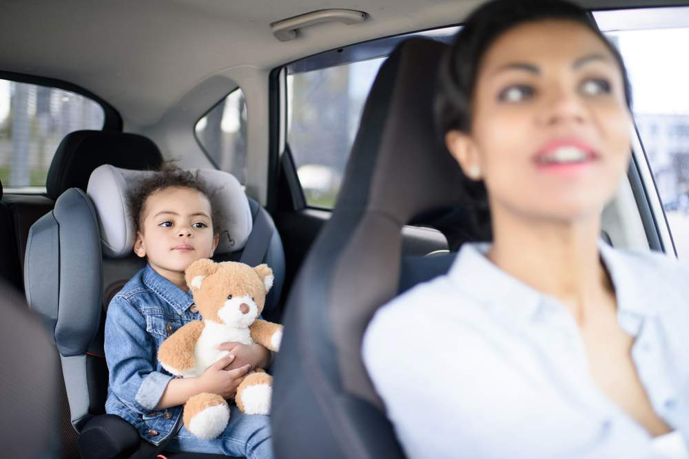 Safe Driving Tips for New Parents