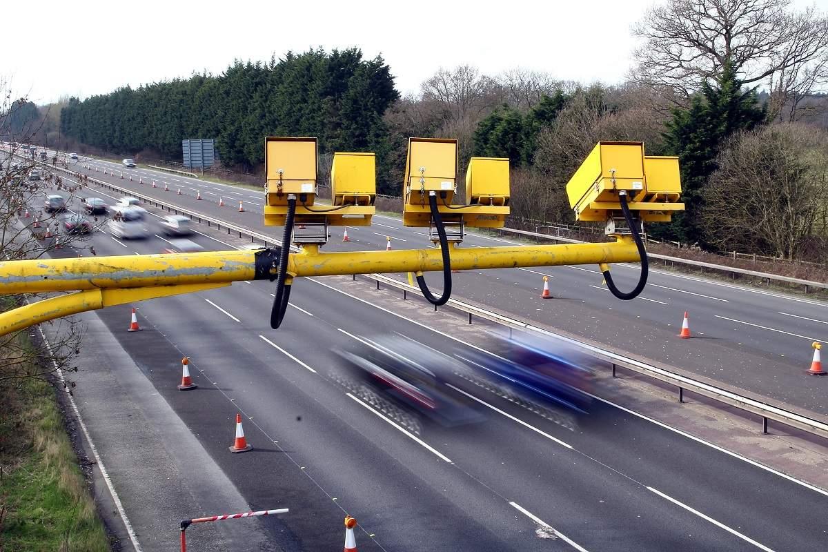 Motorway Speed Cameras